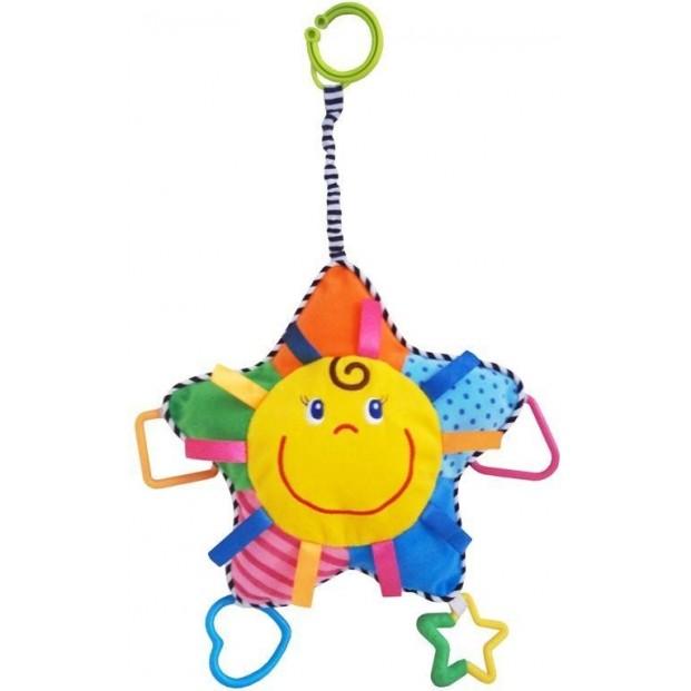 Jucarie educativa din plus Happy Sun :: Baby Mix