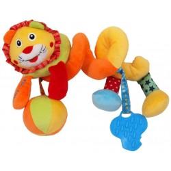 Spirala cu jucarii Lion :: Baby Mix