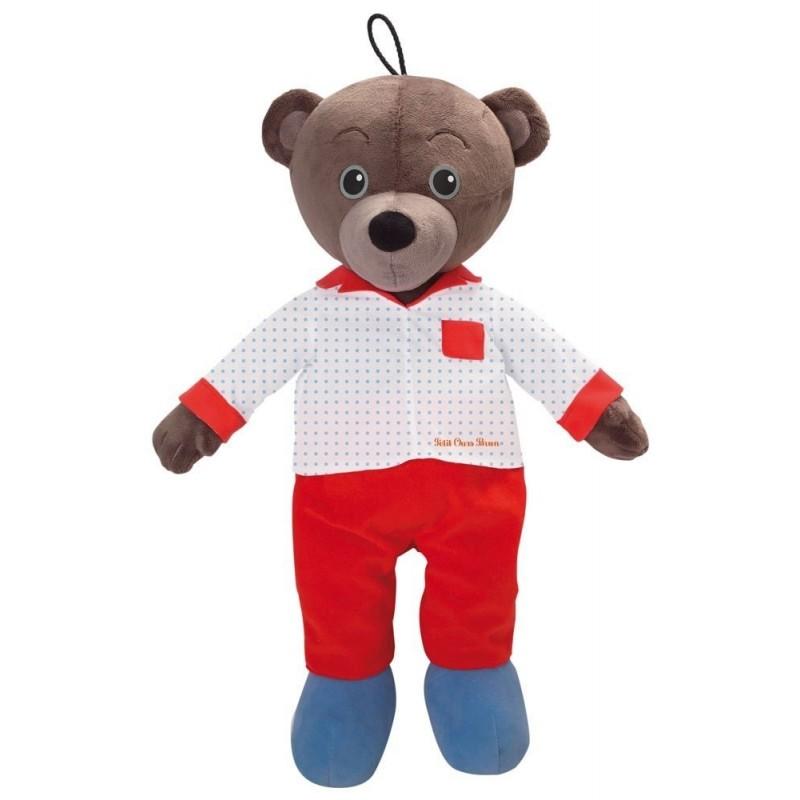 Jucarie din plus pentru depozitarea pijamalutelor Micul Urs Brun :: Fun House