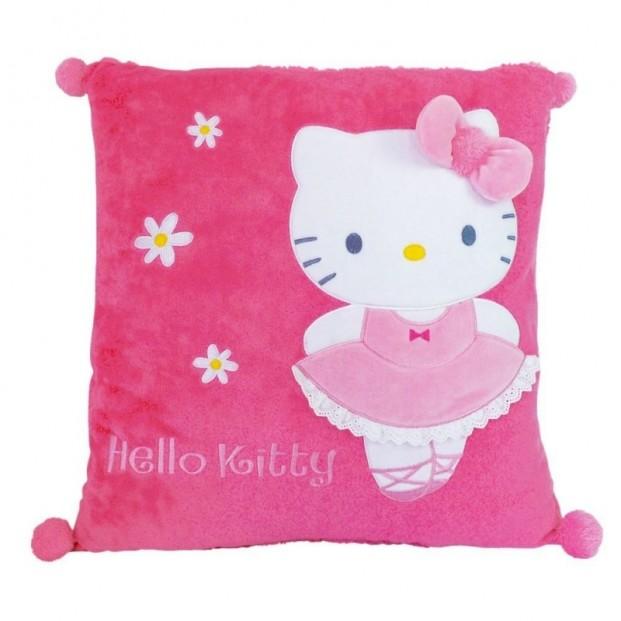 Perna decorativa din plus Hello Kitty Ballerina :: Fun House