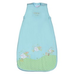 Sac de dormit Counting Sheep 0-6 luni 2.5 Tog :: The Dream Bag
