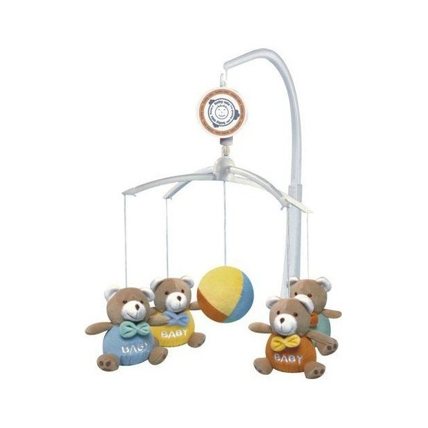 Carusel muzical Baby Bears :: Baby Mix