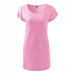 Camasa de noapte Love, roz