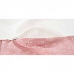 Sac de dormit 3 in 1 Circles Rose - 80/86 cm :: Traeumeland