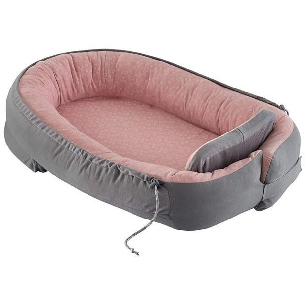 Cuib pentru bebelusi Circles Rose :: Traeumeland