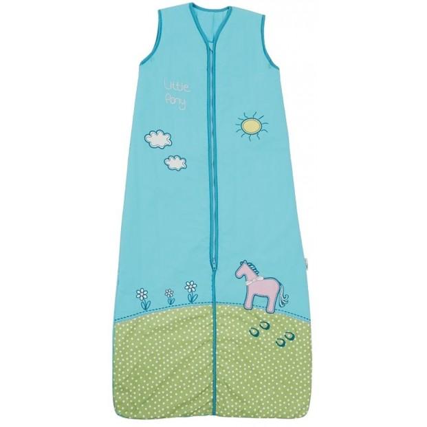Sac de dormit Pony 6-10 ani 2.5 Tog :: Slumbersac