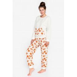 Pijama dama pufoasa