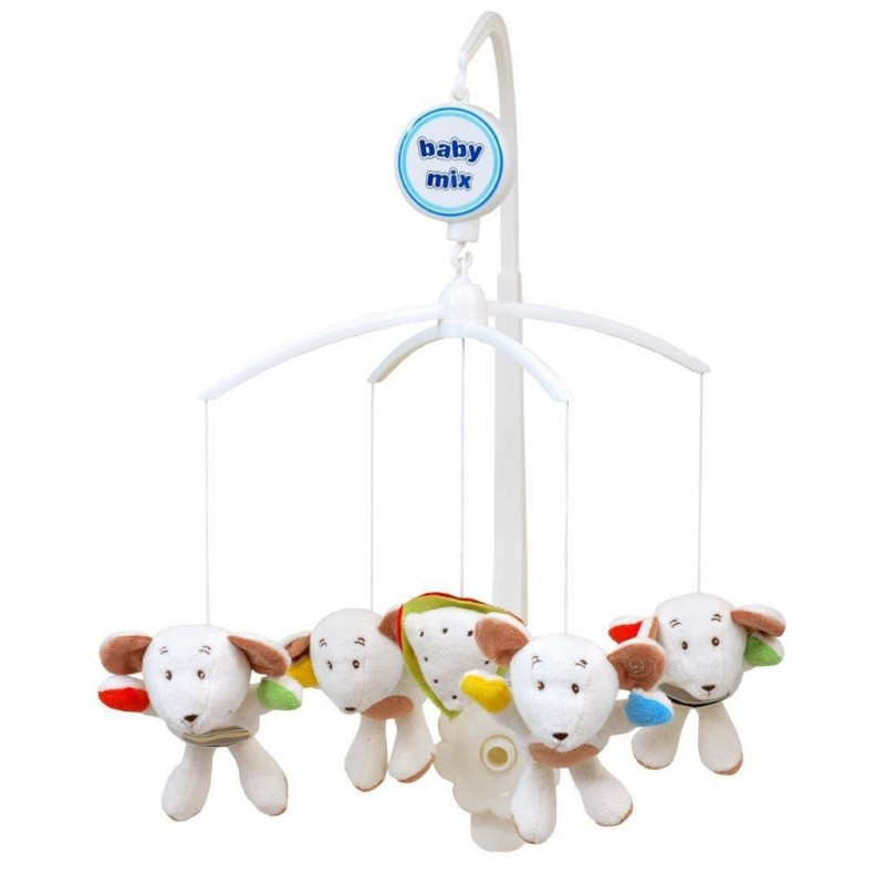 Carusel muzical Friendly Mice :: Baby Mix