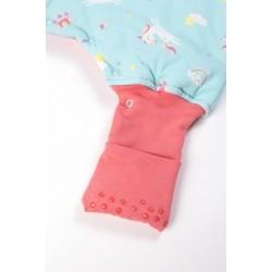 Sac de dormit cu picioruse si talpa antiderapanta Unicorn 12-18 luni 3.5 Tog :: Slumbersac