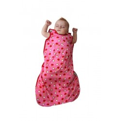 Sac de dormit Red Apple 0-6 luni 2.5 Tog :: Slumbersac