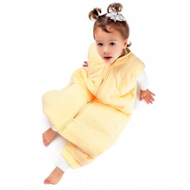 Sac de dormit cu picioruse Vanilla 12-18 luni 2.5 Tog :: Slumbersac