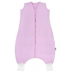 Sac de dormit cu picioruse Plain Pink 5-6 ani 1.0 Tog :: Slumbersac