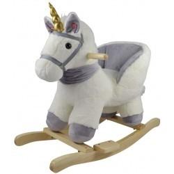 Balansoar muzical Unicornul Stella :: Knorrtoys