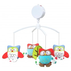 Carusel muzical Owls :: Baby Mix