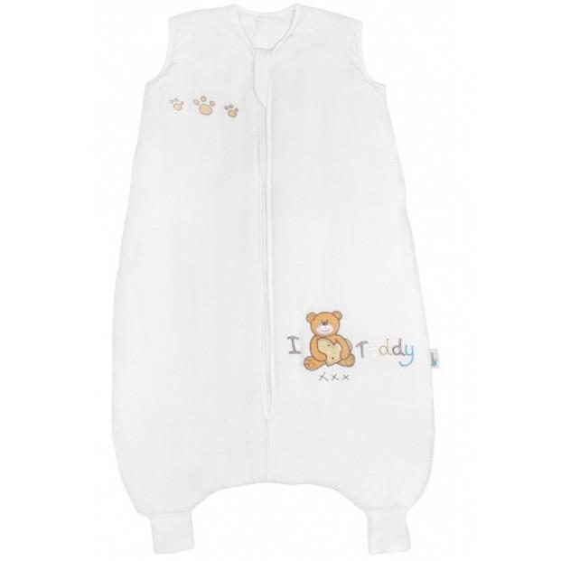 Sac de dormit cu picioruse I Love Teddy 3-4 ani 1.0 Tog :: Slumbersac
