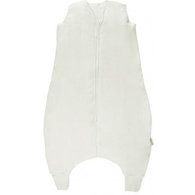 Sac de dormit cu picioruse Plain Cream 5-6 ani 1.0 Tog :: Slumbersac