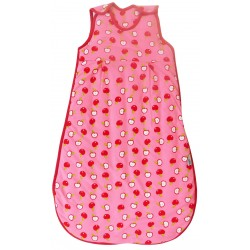 Sac de dormit Red Apple 0-6 luni 0.5 Tog :: Slumbersac
