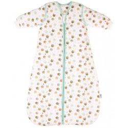 Sac de dormit cu maneca lunga detasabila Owl 3-6 ani 2.5 Tog :: Slumbersac