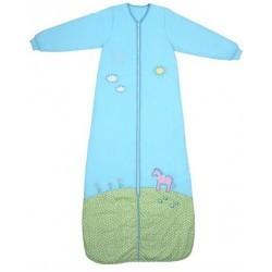 Sac de dormit cu maneca lunga Pony 3-6 ani 3.5 Tog :: Slumbersac