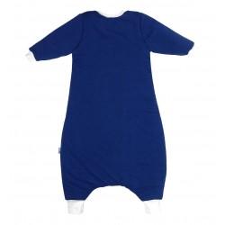 Sac de dormit cu picioruse si maneca lunga Navy Blue 2-3 ani 3.5 Tog :: Slumbersac