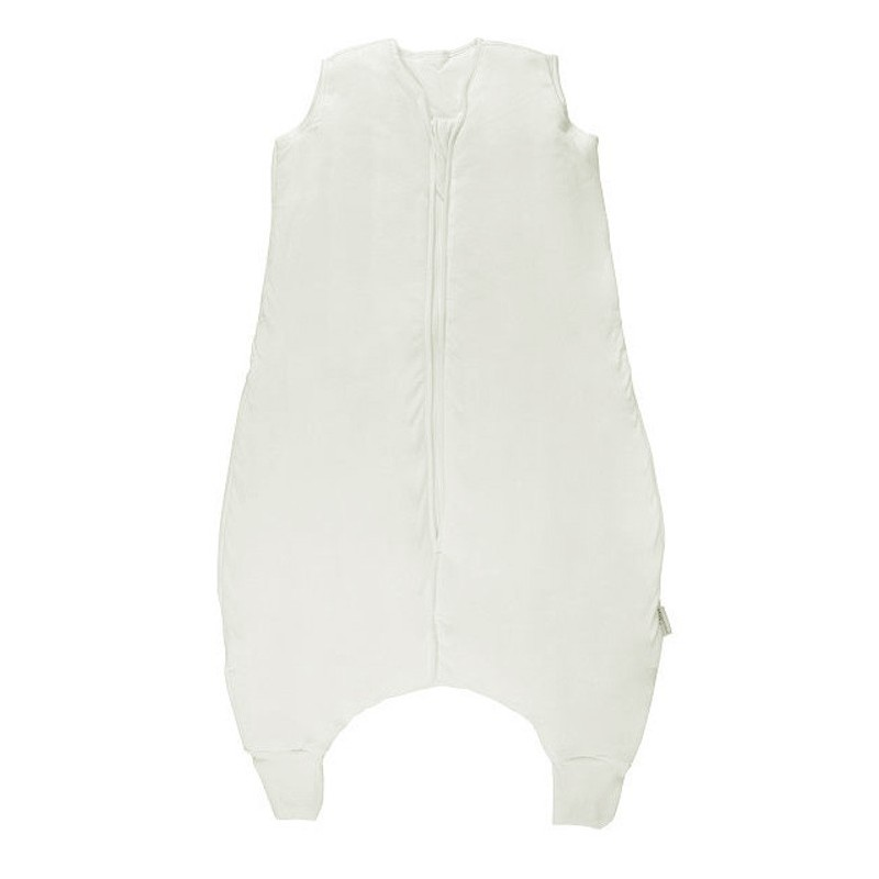 Sac de dormit cu picioruse Plain Cream 5-6 ani 2.5 Tog :: Slumbersac