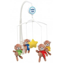 Carusel muzical Star Bears :: Baby Mix