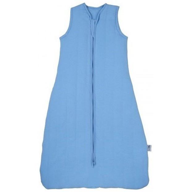 Sac de dormit Plain Blue 0-6 luni 2.5 Tog :: Slumbersac
