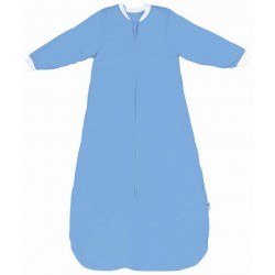 Sac de dormit cu maneca lunga Plain Blue 18-36 luni 3.5 Tog :: Slumbersac