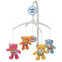 Carusel muzical Bears Gang :: Baby Mix