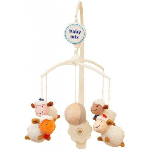 Carusel muzical Counting Sheep :: Baby Mix