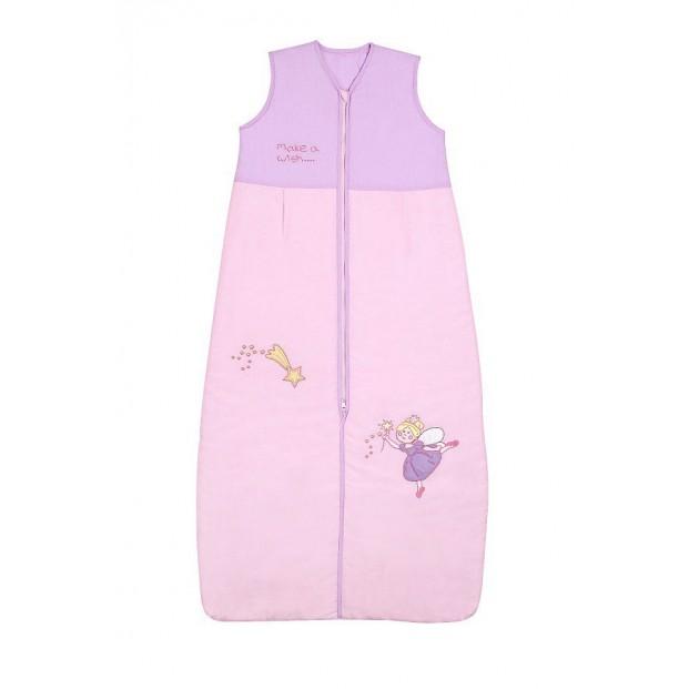 Sac de dormit Pink Fairy 18-36 luni 2.5 Tog :: Slumbersac