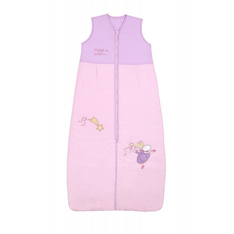 Sac de dormit Pink Fairy 18-36 luni 1.0 Tog :: Slumbersac