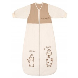 Sac de dormit cu maneca lunga Cartoon Animal 6-18 luni 2.5 Tog :: Slumbersac