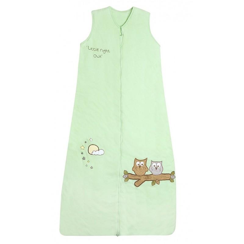 Sac de dormit Mint Owl 18-36 luni 2.5 Tog :: Slumbersac