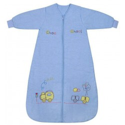 Sac de dormit cu maneca lunga Choo Choo 6-18 luni 2.5 Tog :: Slumbersac