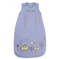 Sac de dormit Choo Choo 0-6 luni 2.5 Tog :: Slumbersac