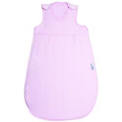 Sac de dormit Plain Pink 0-6 luni 0.5 Tog :: Slumbersac