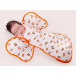 Sac de dormit SlumberWings Zoo Animal 0-6 luni 1.0 Tog :: Slumbersac