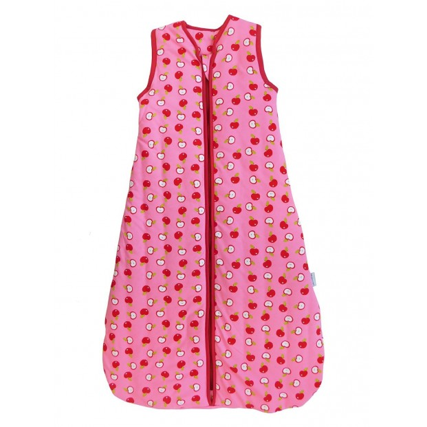Sac de dormit Red Apple 6-18 luni 2.5 Tog :: Slumbersac