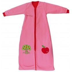 Sac de dormit cu maneca lunga Apple of my eye 18-36 luni 3.5 Tog :: Slumbersac
