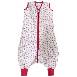 Sac de dormit cu picioruse Flamingo 12-18 luni 2.5 Tog :: Slumbersac