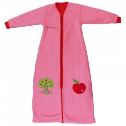 Sac de dormit cu maneca lunga Apple of my eye 18-36 luni 2.5 Tog :: Slumbersac