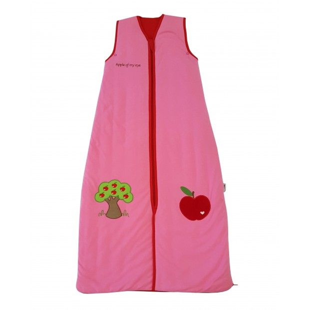 Sac de dormit Apple of my eye 18-36 luni 2.5 Tog :: Slumbersac
