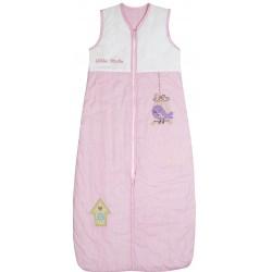 Sac de dormit Pink Bird 3-6 ani 2.5 Tog :: Slumbersac