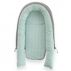 Cuib pentru bebelusi Circles Mint :: Traeumeland