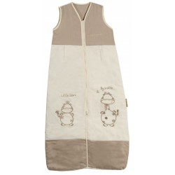 Sac de dormit Cartoon Animal Beige 3-6 ani 2.5 Tog :: Slumbersac