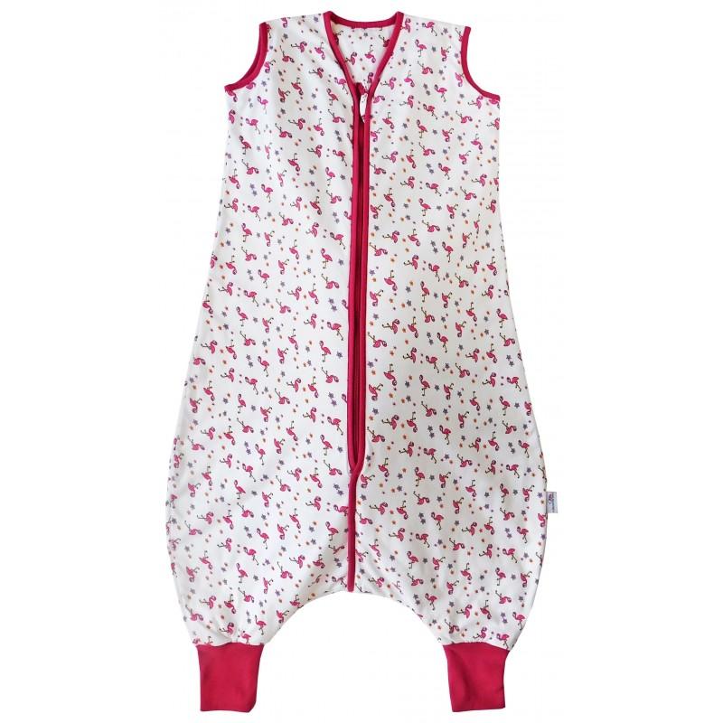 Sac de dormit cu picioruse Flamingo 5-6 ani 2.5 Tog :: Slumbersac