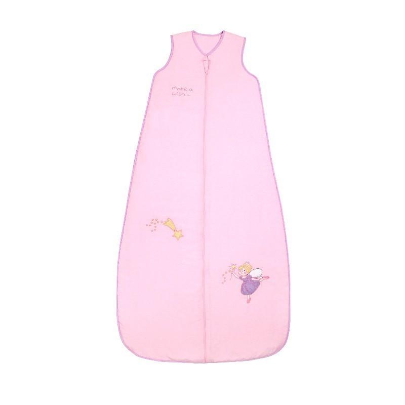 Sac de dormit Pink Fairy 6-10 ani 1.0 Tog :: Slumbersac