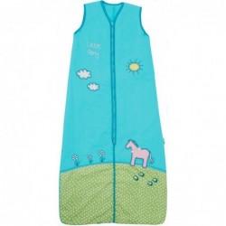 Sac de dormit Pony 6-10 ani 0.5 Tog :: Slumbersac