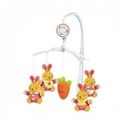 Carusel muzical Rabbit :: Baby Mix
